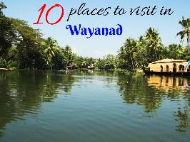 10 places to visit in Wayanad