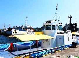Semi – Submarine In The Islands Of Andaman For Ocean Safari By Heaven On Ocean Tourism