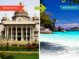 Top 2 Travel Agents for Mauritius from Bangalore