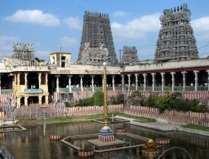 The Temple Town of Madurai