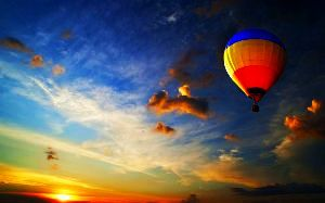 Places That Offer Hot Air Balloon Rides In India