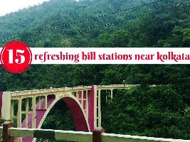 15 refreshing hill stations near Kolkata