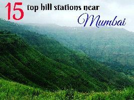 15 top hill stations near Mumbai