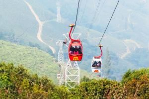 Enjoy An Adventurous Ropeway Trip From Mumbai To Elephanta Cave In Just 40 Minutes