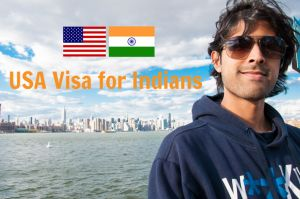 US Tourist Visa From India