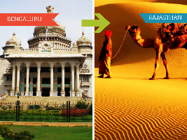 Top Travel Agent for Rajasthan from Bangalore