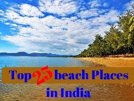 Top 25 Beach in India