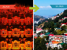 Top 6 Travel Agents for Shimla from Jaipur