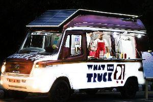 10 Food Trucks places in Delhi-NCR