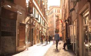Famous Streets To Shop In Italy