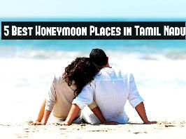 5 Best Honeymoon Places in Tamil Nadu