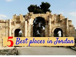 5 Best places in Jordan