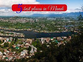 5 best places in Mandi