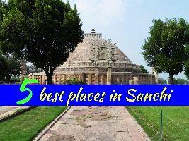 5 best places in Sanchi