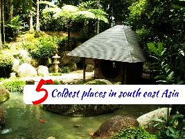 5 Coldest places in south East Asia
