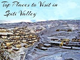 10 Places to Visit in Spiti Valley