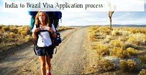 India to Brazil Visa Application Process