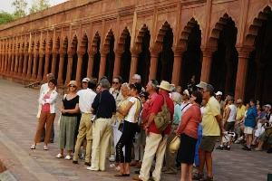 Foreign Travelers to India Increased by 7.3%
