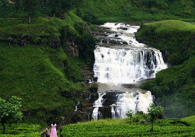 Picturesque Waterfalls In Sri Lanka That Are The Wonder Of Nature