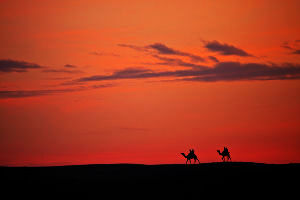 Places Famous For Sunsets In North India