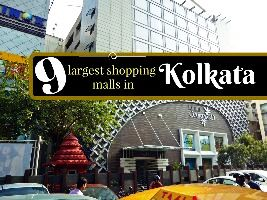 9 largest shopping malls in Kolkata