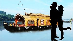 4 Honeymoon destination near Allappuzha