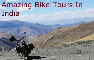 Amazing Bike-Tours In India
