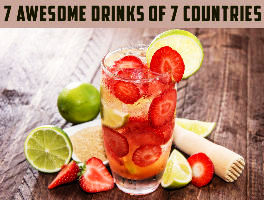 7 Different Drinks of Different Countries