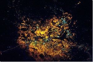 Mystical Photos Of India Taken From Space Stations (Last One is Surreal)