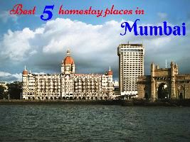 Best 5 Homestay Places in Mumbai