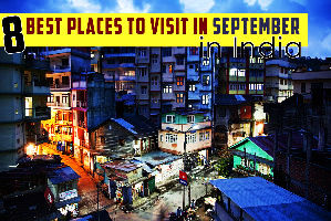 Places To Visit In September In India