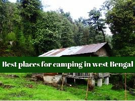 Best places for camping in West Bengal