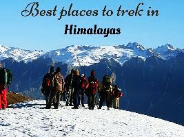 Best places to trek in Himalayas