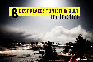 Places To Visit In July In India in 2019