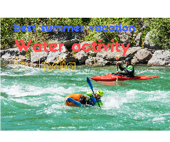 Best summer vacations water activity destinations in India