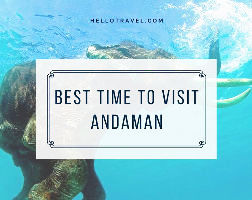 Best Time to Visit Andaman & Nicobar Islands