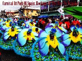 Carnival In Port Of Spain: Rocking All The Way To Trinidad