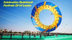 Celebration Redefined- Festivals Of Sri Lanka