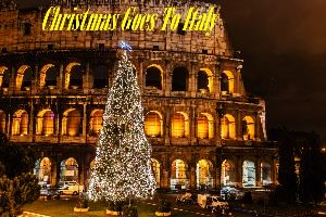 Christmas Goes To Italy