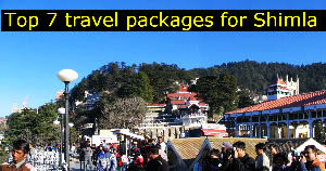 7 Best packages of Shimla