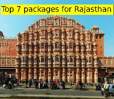 3 Best packages of Rajasthan