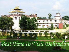 Best time to visit Dehradun