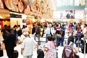 New Mobile check-in Service Launched for Delhi Airport