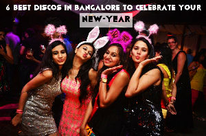 Best Discos in Bangalore to Celebrate Your New-Year