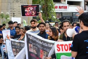 Pune witnesses the biggest vegan revolution march!