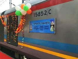 Irctc Provides Tour Packages For Agra In Gatimaan Express