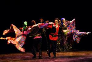 Russian Folk Dance : A Benign Experience for Spectators