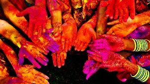 Enjoy the best Holi in Mathura-Vrindavan