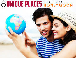 8 Best Honeymoon Places Outside India