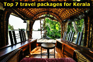 7 Best packages of Kerala